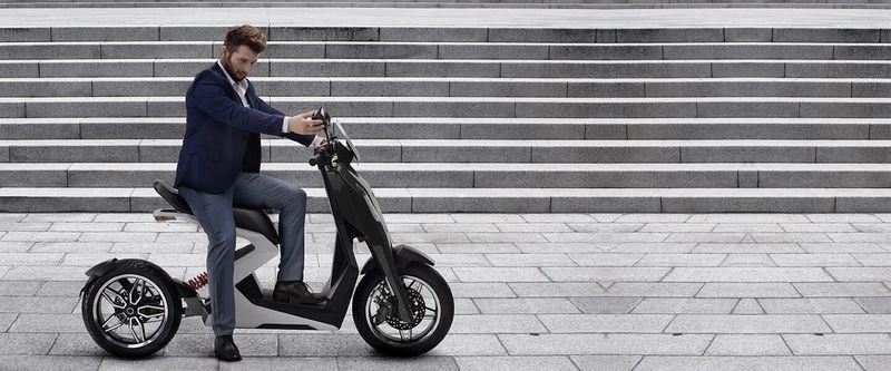 Speedy Urban Eco Scooters
