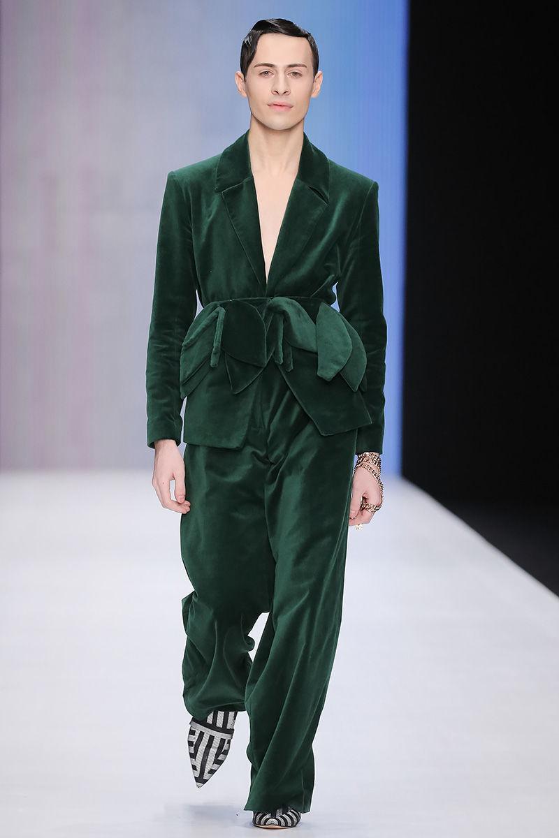 Avant-Garde Russian Menswear