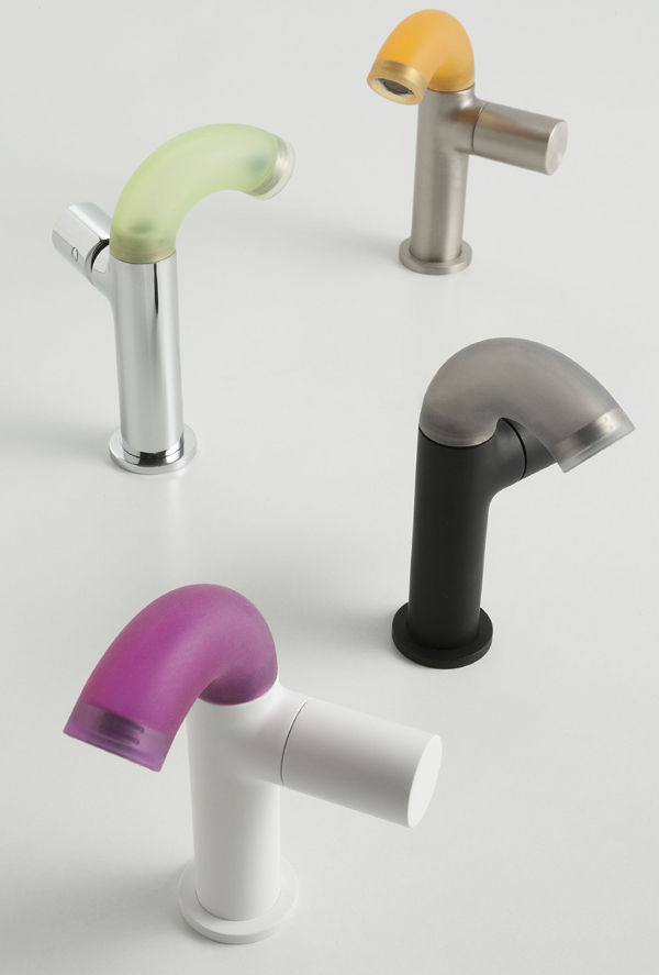 Cheerful Silicon Taps