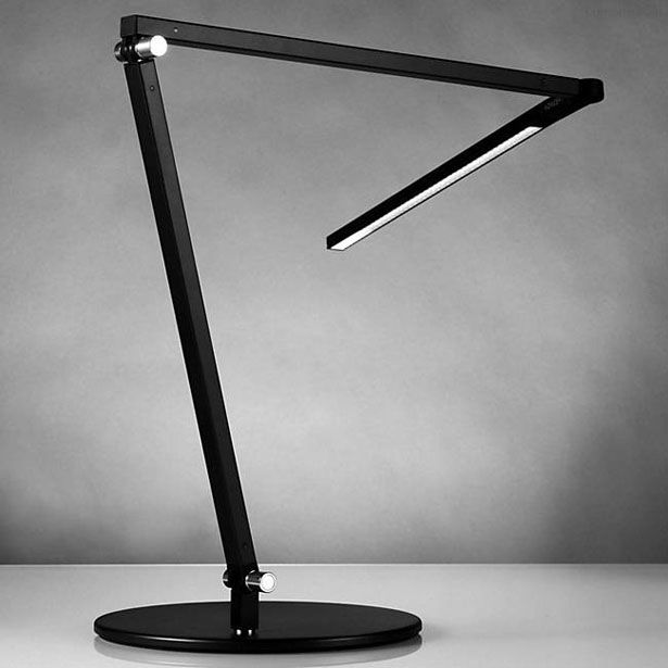 Infinitely Flexible Desk Illuminators