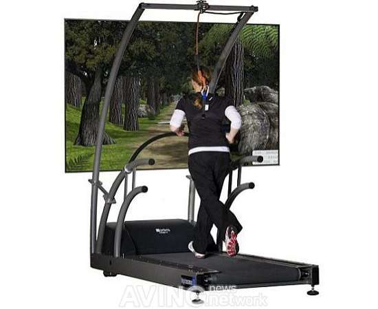 Digital Nature Fitness Machines