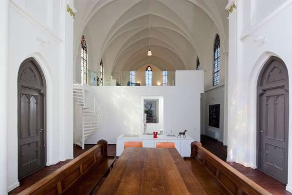 Renovated Holy Houses