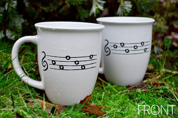 Musical Gamer Cups