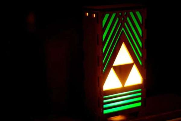 Retro Gamer Lights