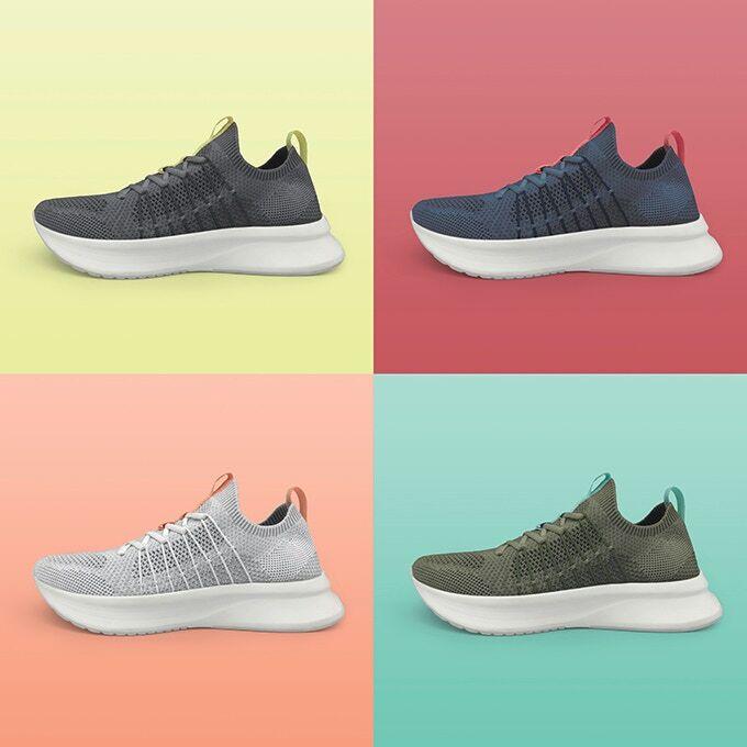 Plant-Based Performance Footwear