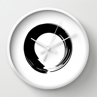 Zen Wall Clocks
