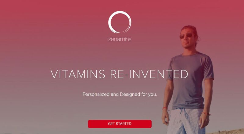Personalized Supplement Deliveries