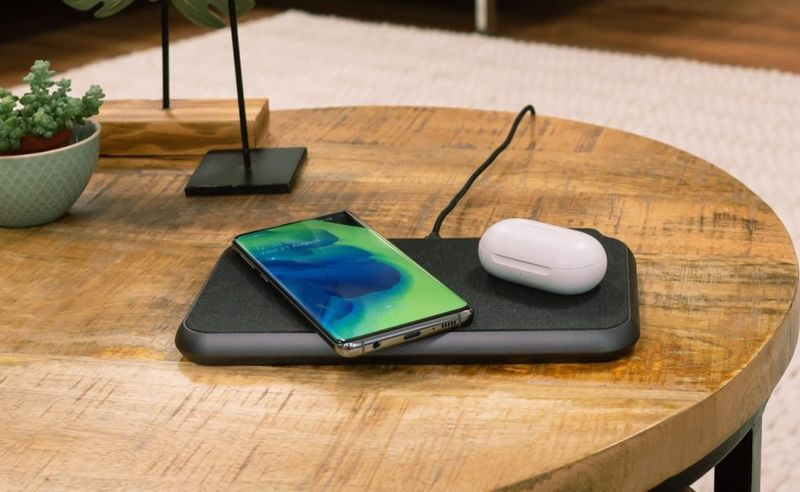 Optimized Coverage Charging Mats