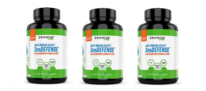 Daily Immune Support Supplements