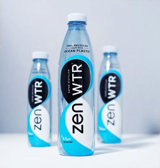 Recycled Plastic Bottled Waters