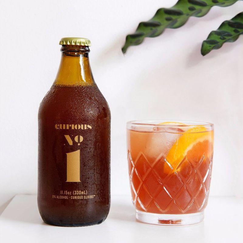 Craft Non-Alcoholic Cocktails : Zero Alcohol Cocktails