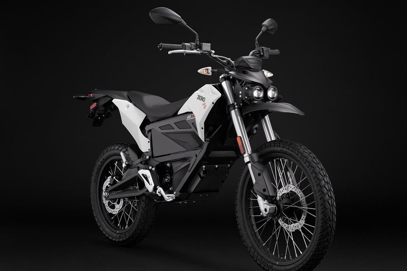 High-Torque Electric Motorcycles