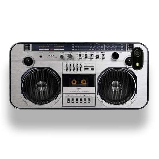 Retro Music Box Cases