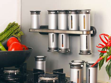 Gravity Defying Kitchenwares