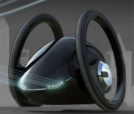 Big Wheel Hydrocars
