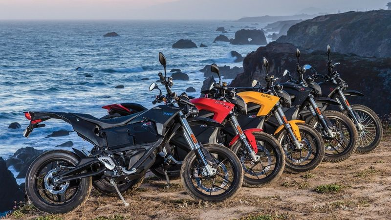 Quick-Charging Electric Motorcycles
