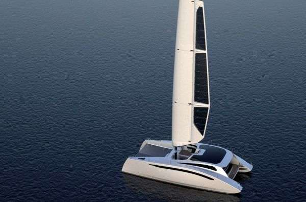 Streamlined Eco-Yachts