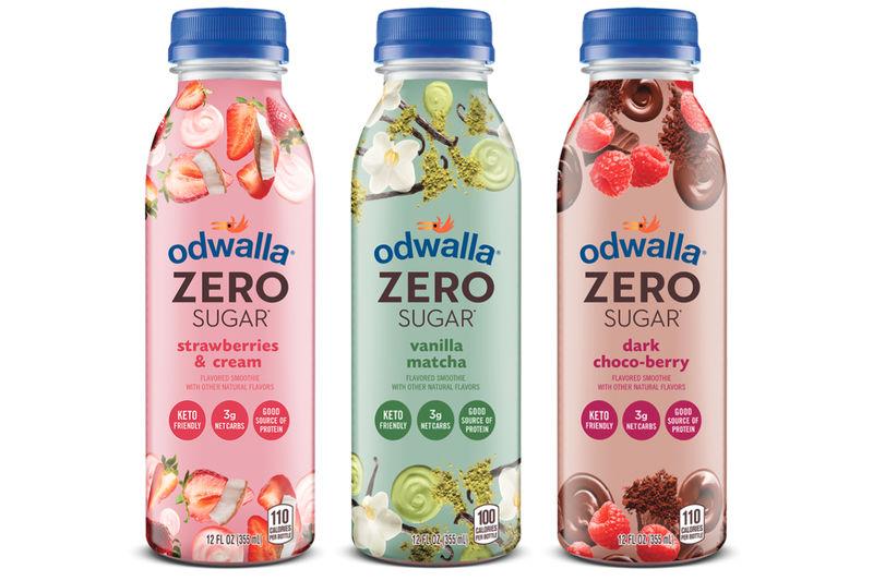 Indulgent Zero-Sugar Smoothies