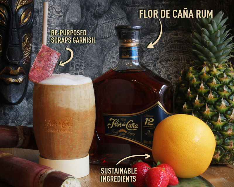 Eco-Friendly Cocktail Initiatives