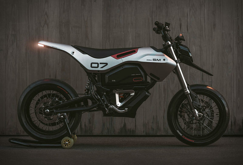 Gear-Free Electric Motorbikes