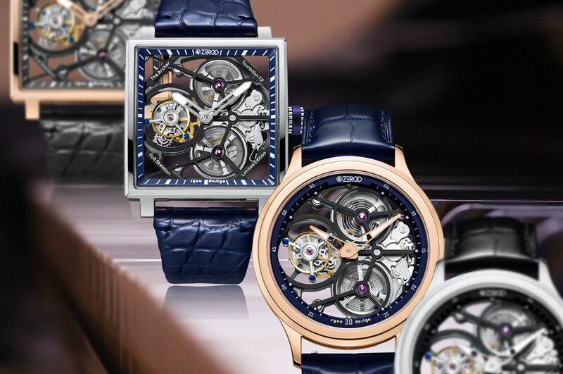 Affordable Skeleton Tourbillon Watches