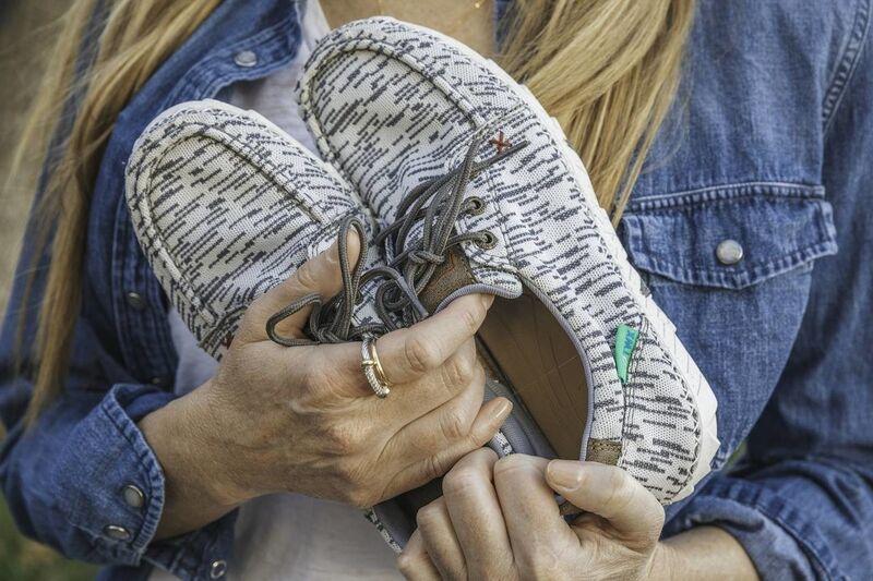 Sustainable Glue-Free Shoes