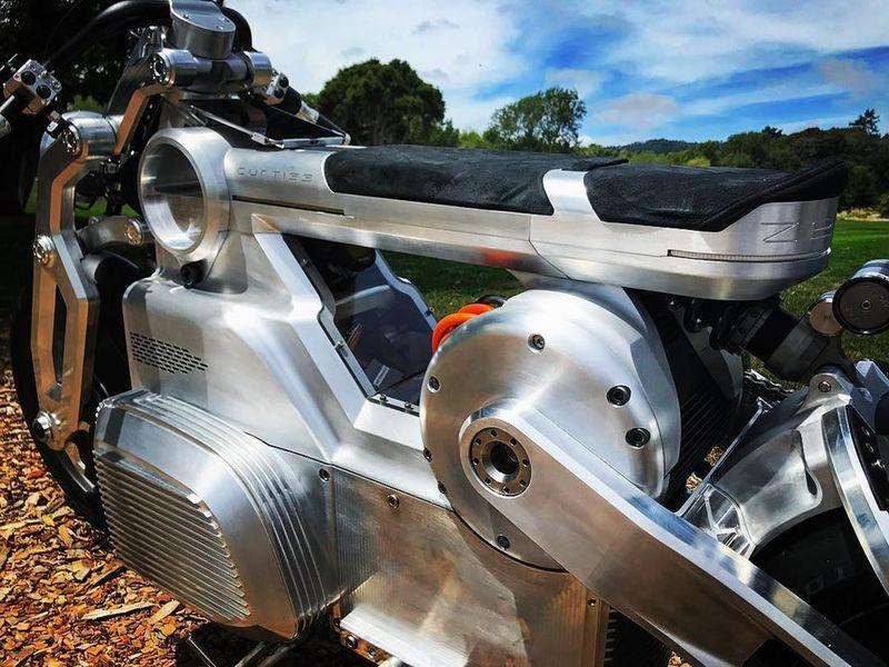 Avant-Garde Electric Motorbikes