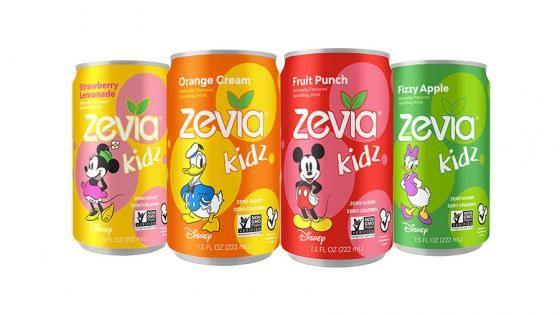 Child-Friendly Sugar-Free Sodas
