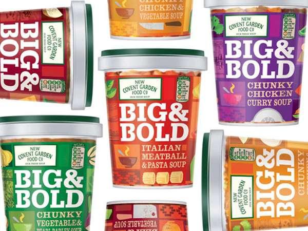 Loud Soup Branding