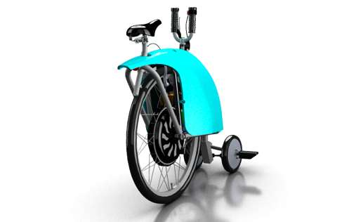 Electric One-Wheelers