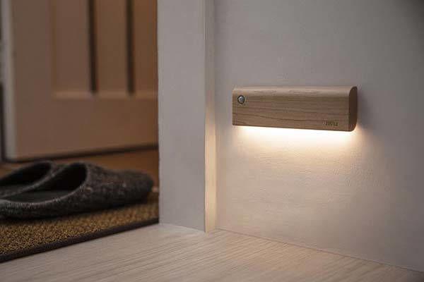 Wireless Wooden Home Lights