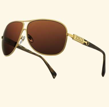 24K Gold Sunglasses