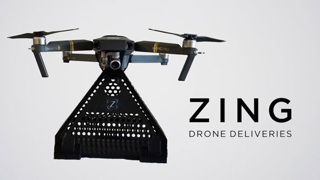 Aftermarket Drone Delivery Solutions