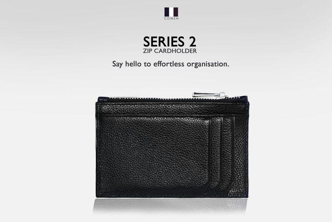Compact Organizational Wallets