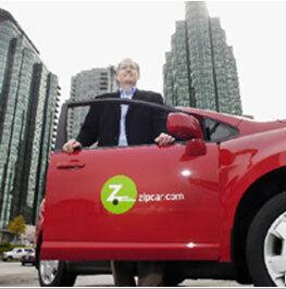 Zipcar Drive In