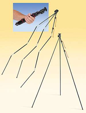 Camping Rod Tripods