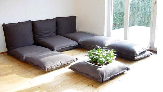 Pillow Pullout Couches