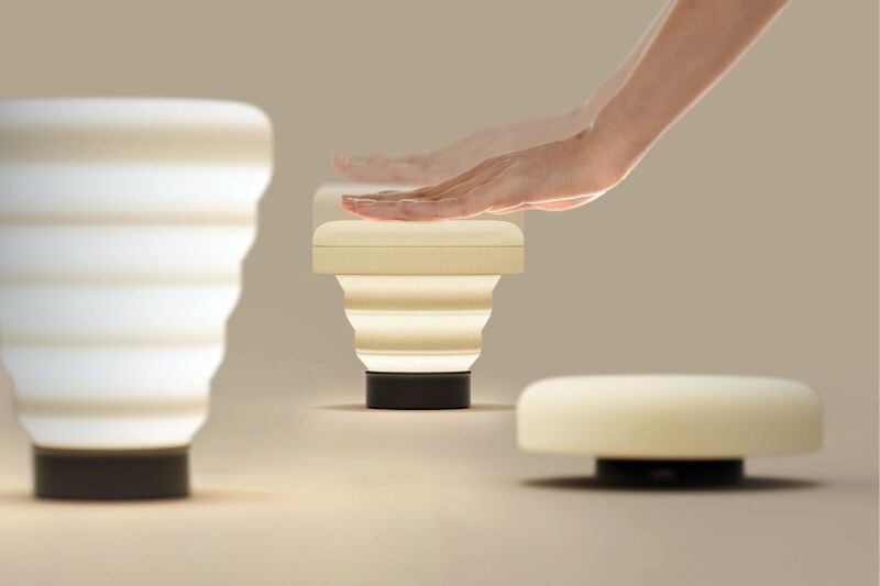 Collapsible Control Lights