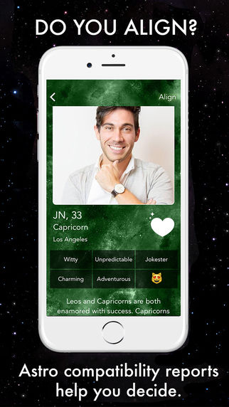 Astrological Dating Apps