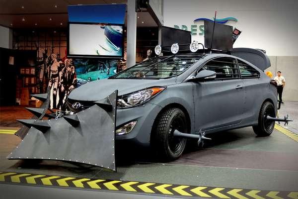 Extinction-Proof Automobiles (UPDATE)