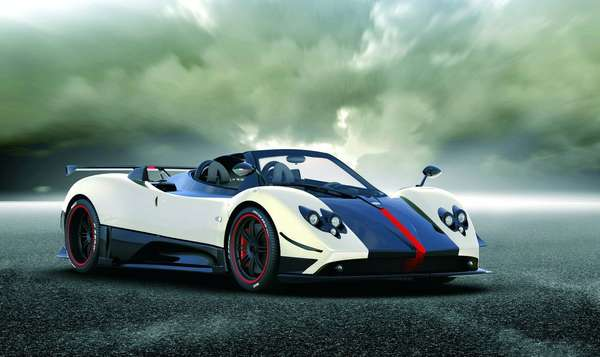 Super-Exclusive Sports Cars