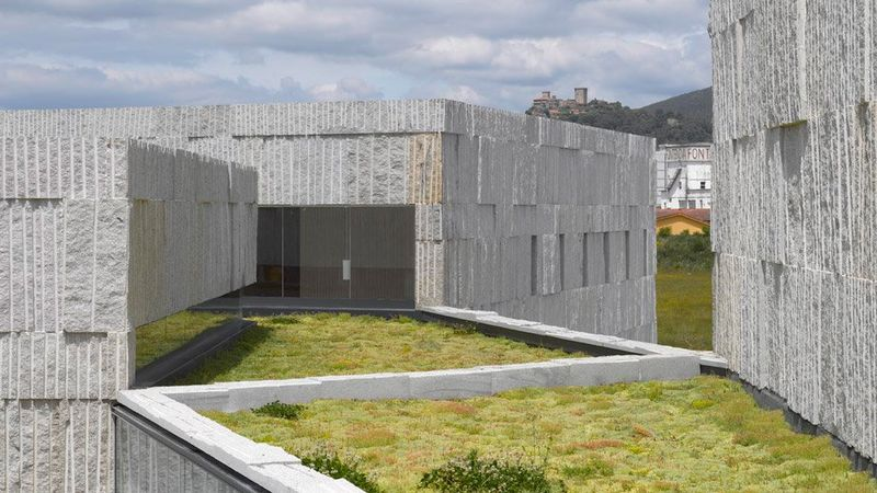 Granite Galician Arts Centers