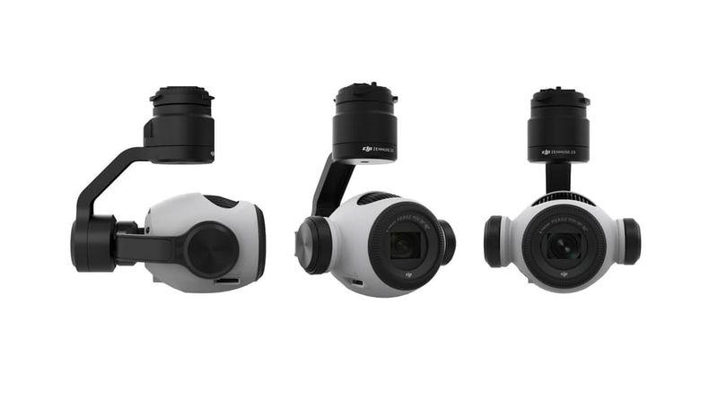 Aerial Zoom Cameras