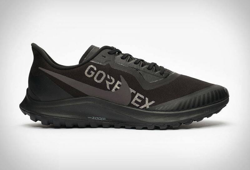 Inclement Weather Trail Sneakers