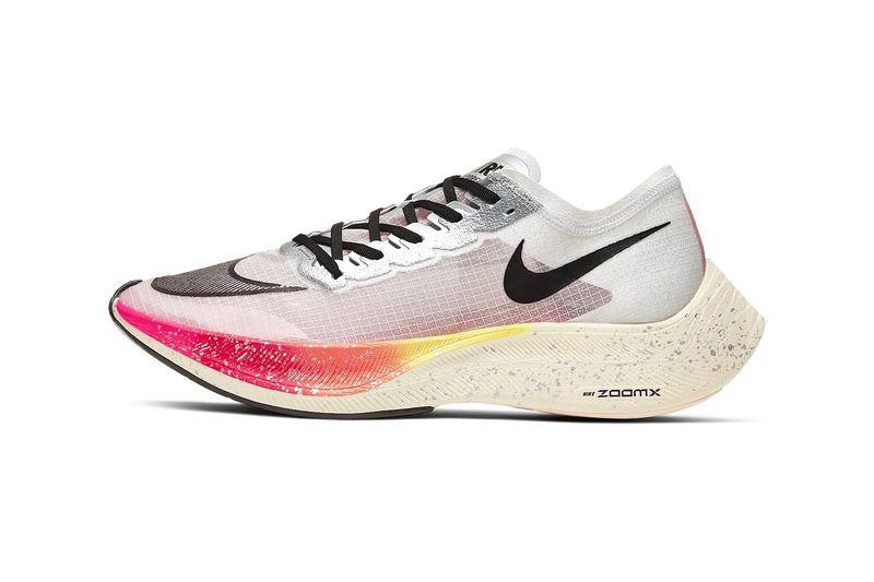 Metallic-Accented Pride Sneakers