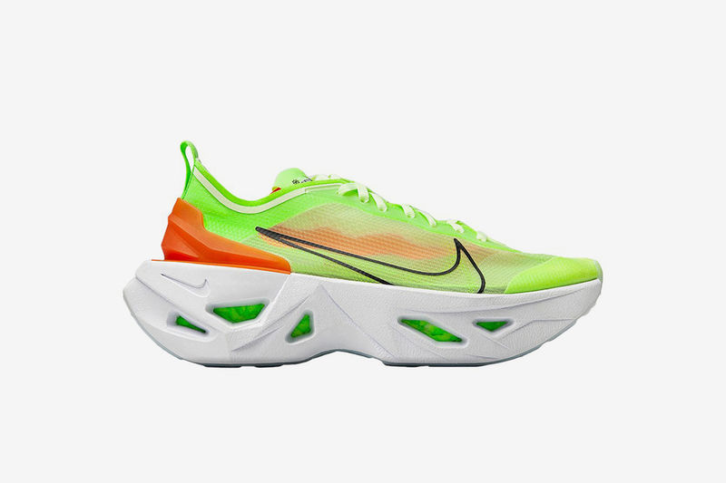 Exaggerated Sole Unit Sneakers