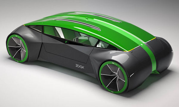 Reversible Concept Cars