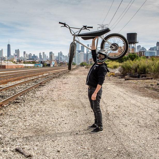 Featherlight Urbanite Electric Bikes