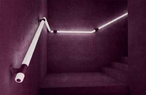 Illuminated Banisters