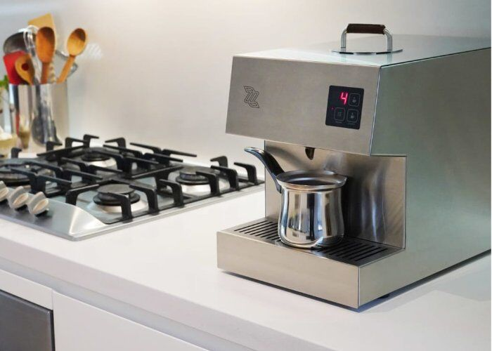 Automated Turkish Coffee Makers